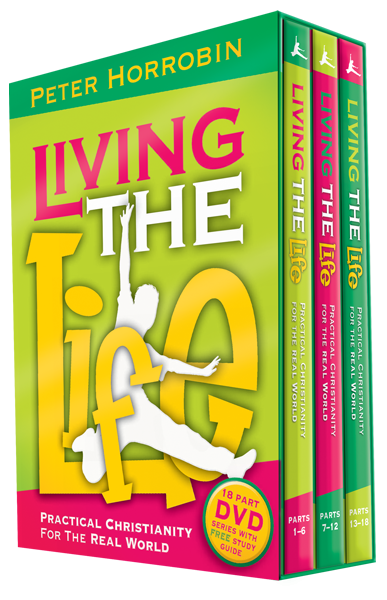 18-part DVD series Living the Life
