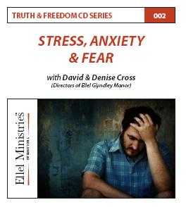 Truth & Freedom 2 of 55: Stress, Anxiety & Fear - MP3 Download