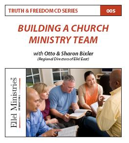 Truth & Freedom 5 of 55: Building A Church Ministry Team - MP3 Download