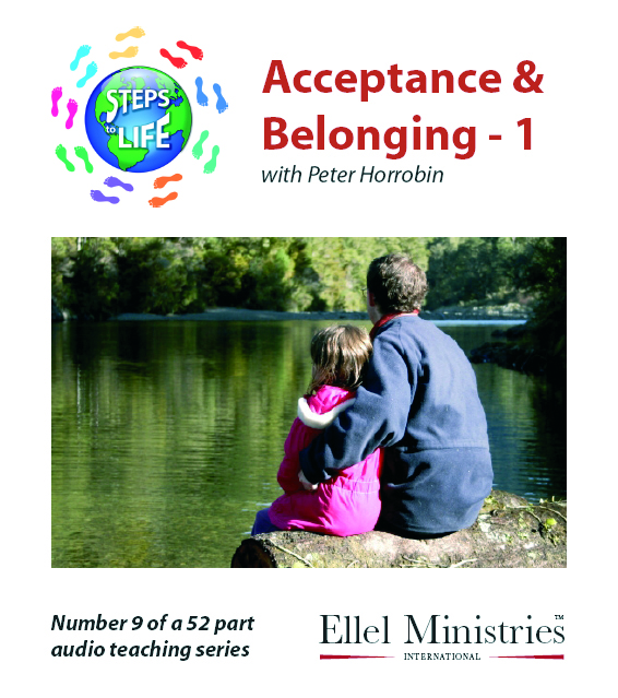 Steps To Life 9 of 52: Acceptance & Belonging - 1 - Audio CD