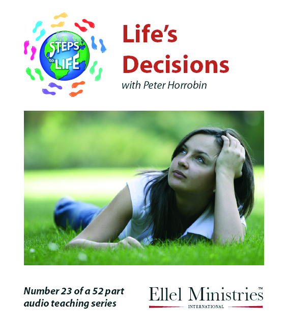 Steps To Life 23 of 52: Life's Decisions - MP3 Download