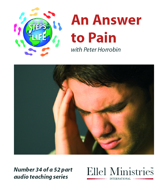 Steps To Life 34 of 52: An Answer to Pain - MP3 Download
