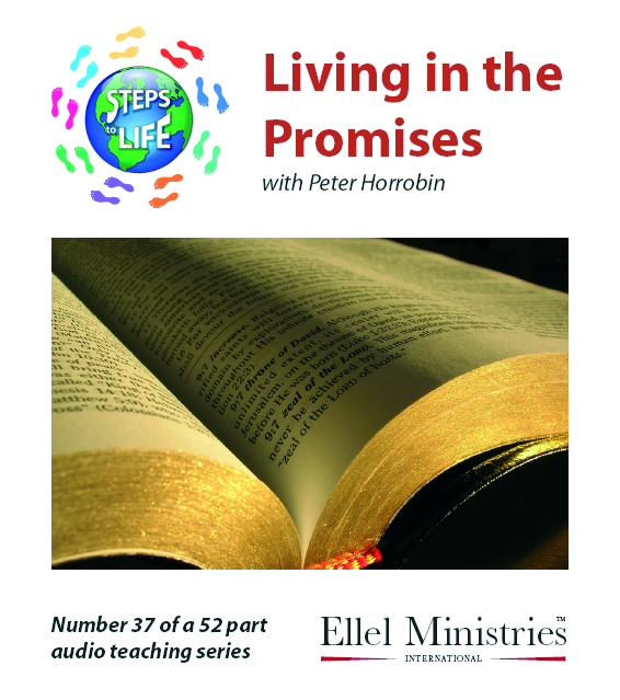 Steps To Life 37 of 52: Living in the Promises - MP3 Download