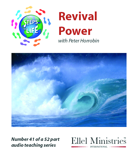 Steps To Life 41 of 52: Revival Power - Audio CD