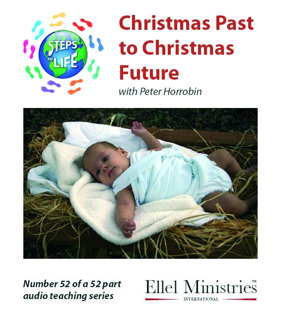 Steps To Life 52 of 52: Christmas Past to Christmas Future - Audio CD