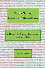 Study Guide:  Genesis to Revelation
