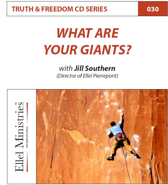 Truth & Freedom 30 of 55: What are Your Giants? - MP3 Download