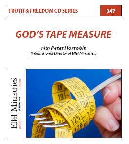 Truth & Freedom 47 of 55: God's Tape Measure - MP3 Download