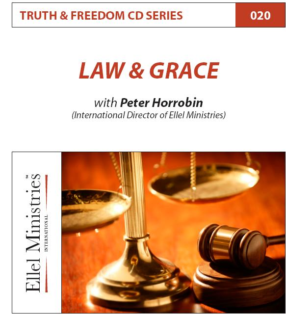 Truth & Freedom 20 of 55: Law & Grace - MP3 Download