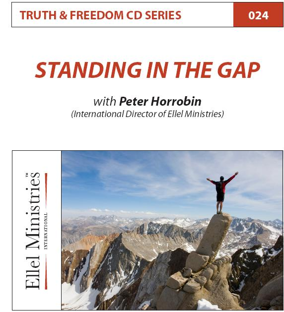 Truth & Freedom 24 of 55: Standing In the Gap - MP3 Download