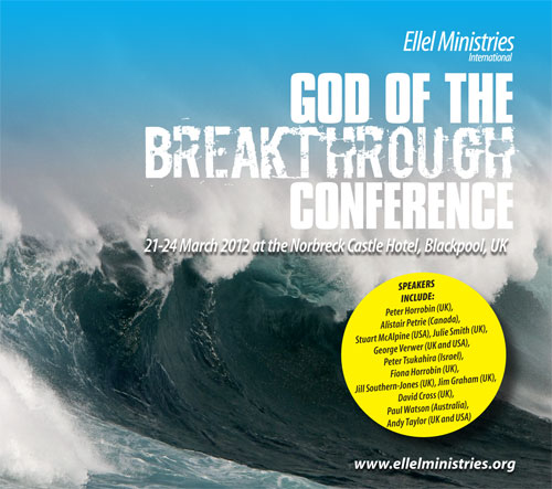 Breaking Through With God 1 [MP3 Download]